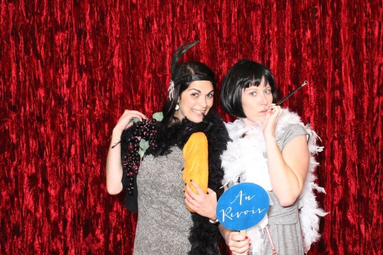 Jeannie and Chiara, superstar coordinators!